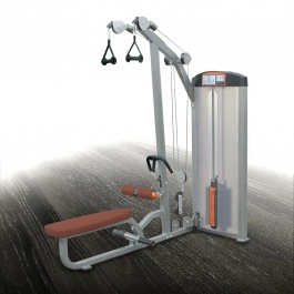 HG8102 LAT PULLDOWN & LOW ROW